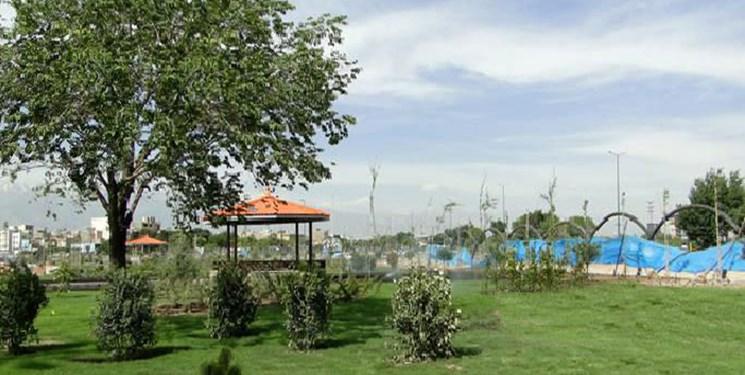 بهرهبرداری بوستان محله سه مسکن مهر در پردیسان