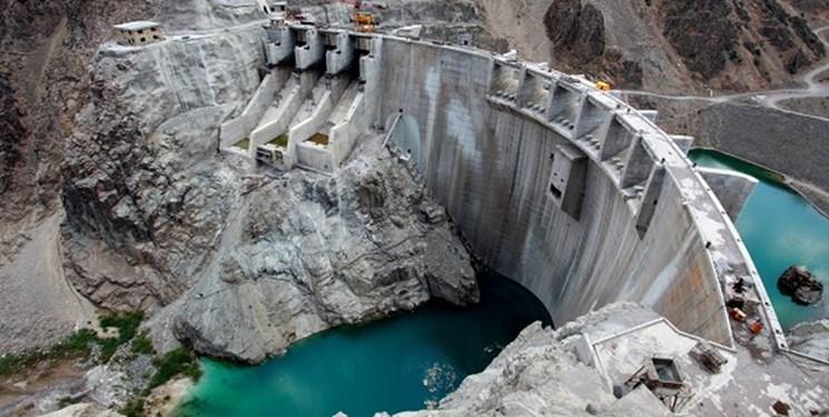ذخیره 110 میلیون متر مکعب آب پشت سدهای لرستان