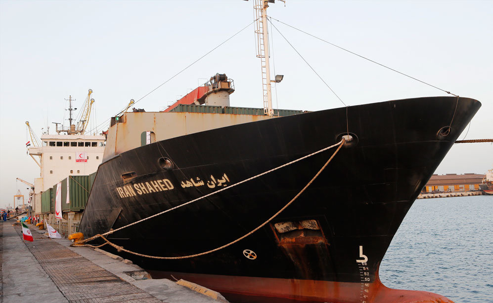 13990615001128 Test NewPhotoFree - گفتوگو با خبرنگار حاضر در کشتی «نجات» | یمن را خبر یک جهان کردیم