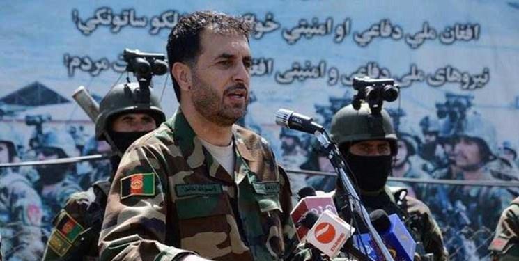سرپرست وزارت دفاع افغانستان: نگران خروج نیروهای آمریکایی نیستیم