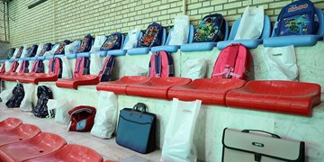 کمک مؤمنانه| توزیع ۳۵۰۰ بسته معیشتی و نوشتافزار در استان اردبیل