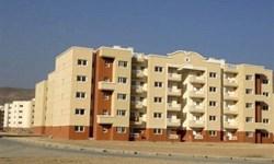 آغاز ساخت ۳۷۶۵ واحد مسکن ملی با حضور وزیر راه در یزد