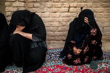 عزاداری خانوادههای کودکان کوره آجرپزی در حاشیه مرثیه سرایی  حجت الاسلام مهدی اکبری