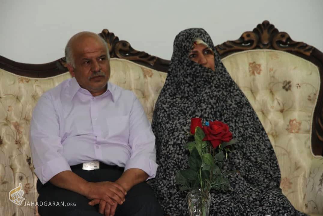جهادگری که فکر می کرد در قصر زندگی می کند+عکس
