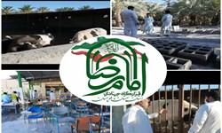 افتتاح 3 طرح اشتغالزایی توسط قرارگاه جهادی امام رضا(ع) سیستان و بلوچستان