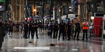 چاقوکشی در ایستگاه قطار پاریس