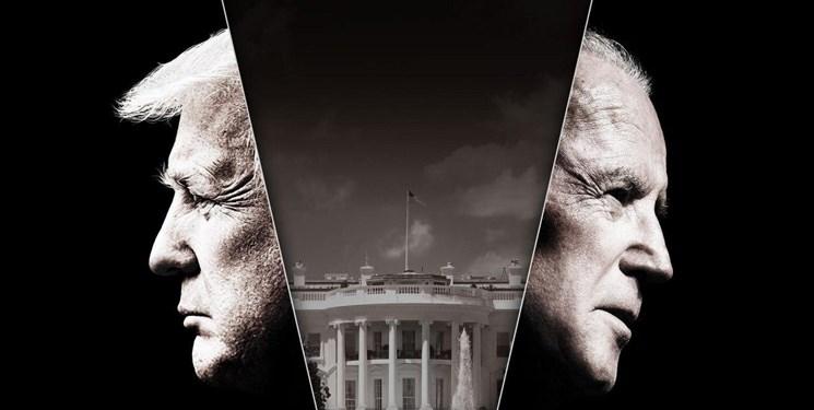 انتخابات آمریکا؛ نظرسنجی | بایدن در سطح ملی ۱۰ درصد از ترامپ پیش است