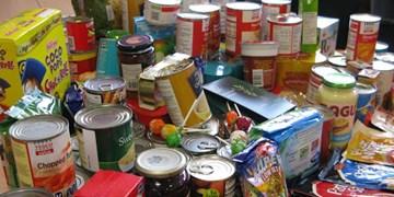 کشف ۲۰۰ میلیون ریال مواد غذایی فاقد مجوز بهداشتی در ملایر