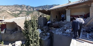 آسیب زلزله 5.2 ریشتری مراوهتپه به 200 منزل مسکونی در گلستان