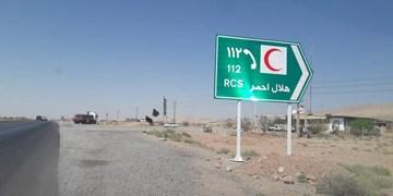 نصب ۴۲ تابلوی جادهای پایگاههای امداد و نجات استان سمنان