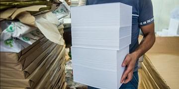 کشف یکهزار و ۲۰۰ تن کاغذ احتکاری به ارزش ۱۶ میلیارد تومان در ری