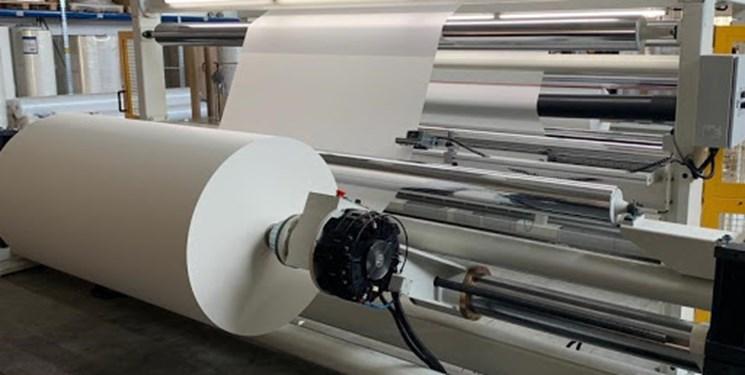 رکورد تولید کاغذ بسته بندی در کاغذسازی کاوه محقق شد