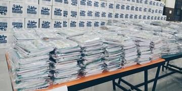جلوه عطوفت با «مشق احسان»/ تلاش ۲۰۰ جهادگر برای تدارک ۱۰۰ هزار بسته تحصیلی