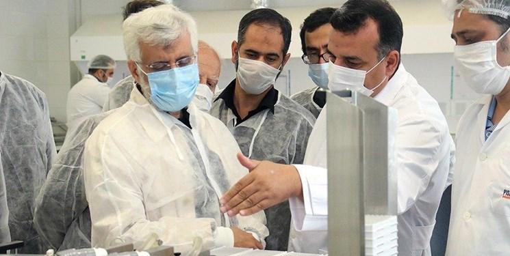 جلیلی: میتوان کشور را به قطب تولید داروهای بیوتکنولوژی تبدیل کرد