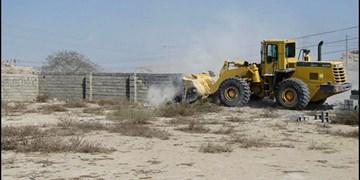 ۱۷۶ میلیارد ریال از اراضی دولتی در نهاوند خلع ید شدند