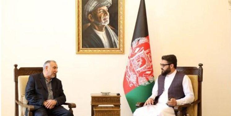 قدردانی مقامات افغانستان از مواضع حمایتی جمهوری اسلامی ایران از روند صلح در این کشور