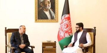 رایزنی تلفنی نماینده ظریف با «حمدالله محب» درباره اوضاع افغانستان