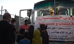 خدمات اتوبوس جوان به مردم حاشیه شهر کرمان