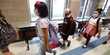 بیش از نیم میلیون کودک آمریکایی مبتلا به کرونا تشخیص داده شدهاند