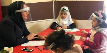 مدارس در مناطق قرمز ایلام، غیر حضوری برگزار میشود