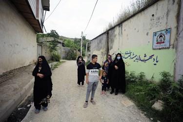 روستای سید میران 10 شهید تقدیم انقلاب کرده است که از این تعداد یک شهید مدافع حرم و یک شهید مدافع سلامت می باشند