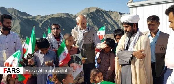 از جهاد در بوشهر و خوزستان تا «شمسون» قلب بشاگرد/ درخواست یک گروه جهادی از «رئیس مجلس»+عکس