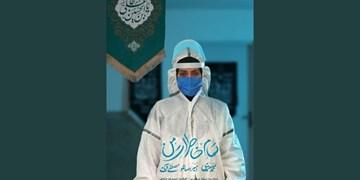نماهنگ جدید محمد معتمدی برای کادر درمانی+فیلم