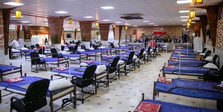 نقاهتگاه بیماران کرونایی توسط هلال احمر خوزستان برپا خواهد شد
