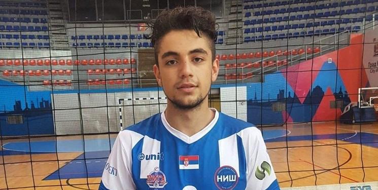 لیگ والیبال صربستان| درخشش سعادت در هفته اول/ بردیا امتیازآورترین بازیکن شد