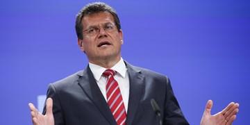 اتحادیه اروپا خواستار تشکیل جلسه فوری با مقامات انگلیس شد