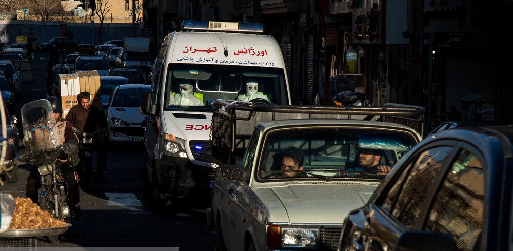 13990619001067 Test NewPhotoFree - 30 درصد تماسهای اورژانس تهران مزاحمت تلفنی است/47 هزار تماس در یک شبانه روز/ ابتلای 282 تکنسین اورژانس به کووید 19