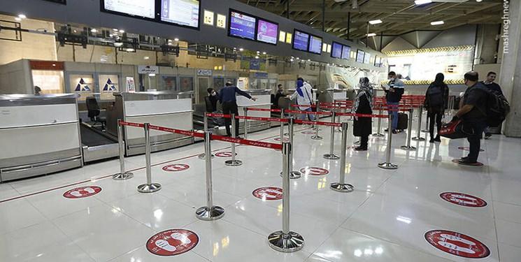 مسافران هوایی مبدا و مقصد خوزستان باید تست منفی کرونا داشته باشند