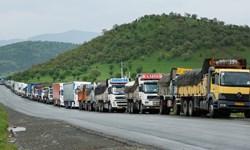 ترافیک در جاده فیروزکوه و محور تهران-پردیس/ محدودیت تردد کامیون در هراز