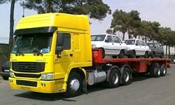 اجرای طرح توقف و تردد خودروهای سنگین در سیرجان
