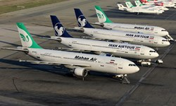 ضرورت معافیت قطعات هواپیما از عوارض گمرکی/ شرکتها موافق افزایش قیمت بلیت نیستند