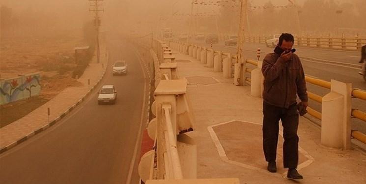 کاهش کیفیت هوا تا اندازه ناسالم برای همه گروههای سنی در البرز و تهران