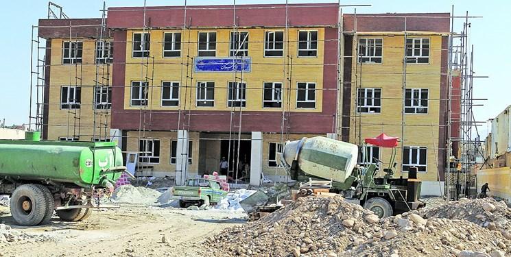 ساخت مدرسه ۱۲ کلاسه در شهرستان بهار