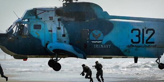تشریح اقدامات انجام شده در رزمایش ذوالفقار ارتش توسط دریادار ایرانی
