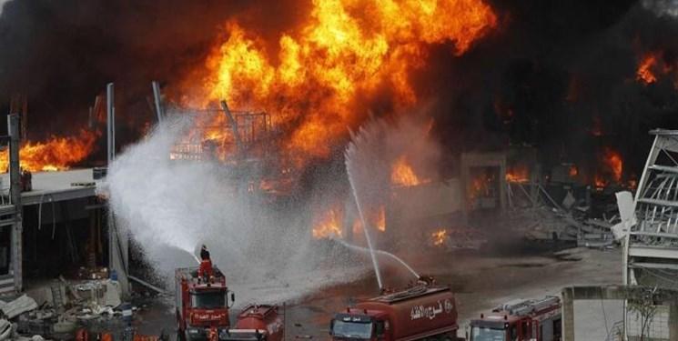 رد پای آمریکا و غرب در عدم افشای عاملان انفجار بندر بیروت