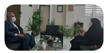 تداوم ملاقاتهای مردمی در ایام کرونایی، به شکل متفاوت و غیرحضوری در تبریز
