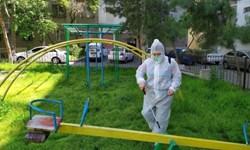 دستگاه ضد عفونی کننده محیطی ویروس کرونا را کامل از بین می برد