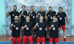 هفتمین پیروزی رعد قم در لیگ برتر / چشم بدمینتون قم به قهرمانی