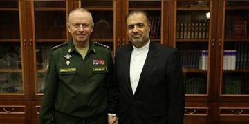 معاون وزیر دفاع روسیه: ایران و روسیه دوست، متحد و شریک یکدیگرند