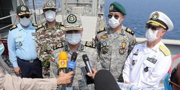 سرلشکر موسوی: تجهیزات راهبردی بومی در رزمایش ذوالفقار ارتش با موفقیت آزمایش شد