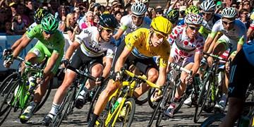 افزایش 10 درصدی مخاطبان مسابقات دوچرخهسواری توردوفرانس
