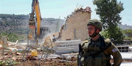 سازمان ملل: اسرائیل طی 9 ماه اخیر بیش از 500 ساختمان فلسطینیان را تخریب کرده است