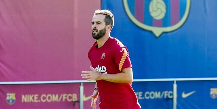 اعلام لیست بارسلونا  مقابل سویا/غیبت پیانیچ و بازگشت آرخو+عکس