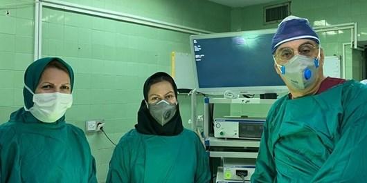 عمل جراحی حذف یک جنین دچار اختلال در دوقلوهای همسان برای نخستین بار در شیراز