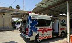 اختصاص آمبولانس با تجهیزات به مرکز درمانی قلعهرئیسی/تقدیر از پیگیری امام جمعه شورا و شهردار