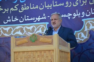 آغاز به کار طرح نذر آب 3 در استان سیستان وبلوچستان